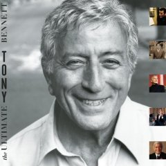 THE ULTIMATE TONY BENNETT - Like New CD 20 Hit Songs