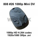 MINI DVR 808 #26 FULL 1080P HD H.264 CAMERA