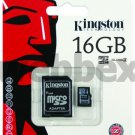 GENUINE KINGSTON MICRO SD CLASS 4 16GB SDHC MEMORY CARD