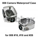 WATERPROOF CASE FOR 808 CAMERAS (FITS MOST TYPES)