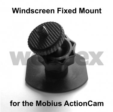 MOBIUS ACTIONCAM DASHBOARD CAMERA FIXED MOUNT