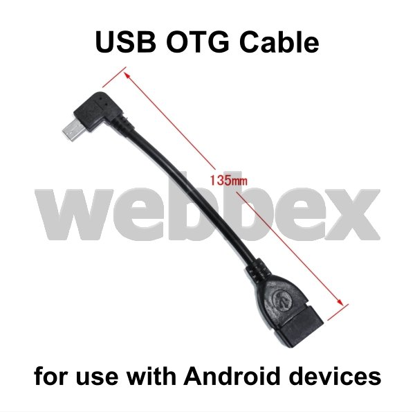 OTG CABLE FOR ANDROID DEVICES