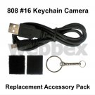 REPLACEMENT ACCESSORY PACK FOR 808 #16 CAMERAS.
