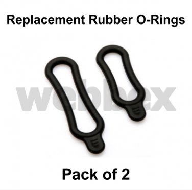 REPLACEMENT RUBBER O-RINGS