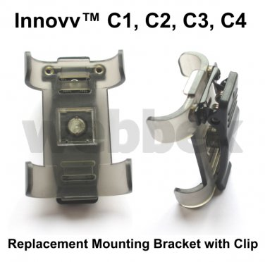 REPLACEMENT CLIPPED MOUNTING BRACKET FOR INNOVV C1, C2, C3 & C4