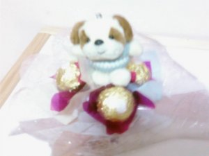 Ferrero Rocher with Small Keychain