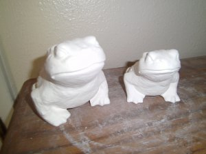 FR19 2 sm. Frogs