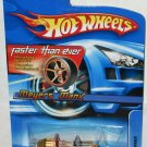HOT WHEELS 2005.139 Faster Than Ever Meyers Manx Gold
