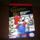 NES NINTENDO CLEANING KIT IN BOX NEW