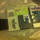 NINTENDO NES TOP GUN THE SECOND MISSION COMPLETE IN BOX