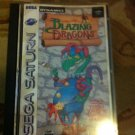 SEGA SATURN BLAZING DRAGONS