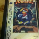 SEGA SATURN RAYMAN