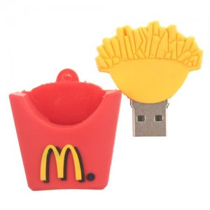8GB McDonald Chips Design Flash Memory Disk