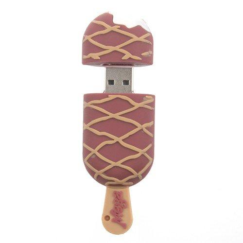 Lovely 2GB/4GB/8GB/16GB Ice Cream Design Flash Memory Disk Coffee