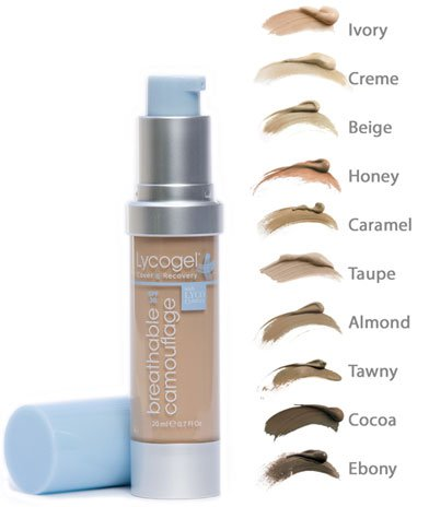 Lycogel Camouflage 20ml Colour Almond