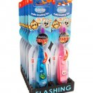 Twinklers B*Brite Club Cutie Wave Flashing Toothbrush (12 Pack)