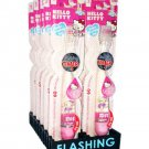 Twinklers B*Brite Hello Kitty Liquid Flashing Toothbrush with Suction Cup (12 Pack)