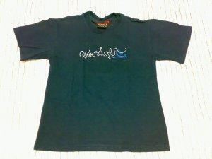 QUIKSILVER DARK BLUE TEE