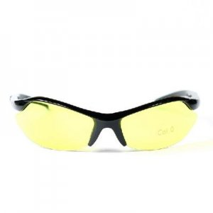 Half Rim UV Protection Safety Sunglasses Eyewear