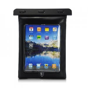 Waterproof Bag for iPad 2 / iPad and Other Similar Size Digital Products