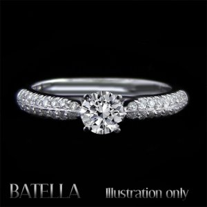 Certified 0.69 Carat E/VS2 Natural Round Diamond Engagement Ring 14k White Gold