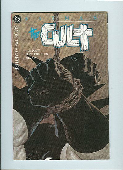 Batman: The Cult #2, VF Condition