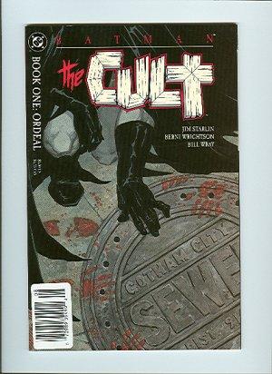 Batman: The Cult #1, VF Condition