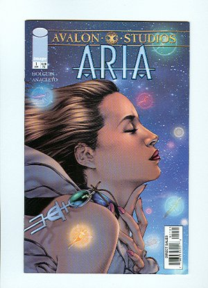 Aria #1, VF Condition