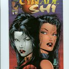Cyblade Shi #1, VF Condition, First Witchblade?