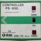 MATSUSHITA ELECTRIC SUNX LTD PS-930 Controller Relay Projector Detector PS930