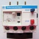 Telemecanique LRD-07 LRD07 OVERLOAD RELAY 1.6 - 2.5 AMP BIMETALIC 690 Volt