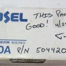 Cosel K150AU-24 24 VDC 6.5 Amp Switch Power Supply 110-120 VAC Input K150AU-24-N