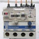 Telemecanique LR2K0312 Overload Relay 3.7 - 5.5 Amp 1 NO 1 NC Aux LR2K-0312