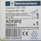 Telemecanique KCF2PZ Operator Handle for Disconnect Switch KCF-2PZ ON Off Switch