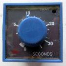 ATC 319B006Q1X 319 TDR SS 120 VAC 0 - 30 Time Delay Relay w/ Base 319B-006-Q-1-X