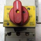 Telemecanique LD4LC.30. LD4LC03C LB1LC03M17 Integral 32 Starter 575 VAC 16 Amp LB1-LC03M