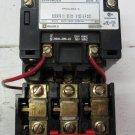 Square D 8536SBG2S Motor Starter Ser A 120 V Coil Size 0 5 HP 460 V B1.45 Heater