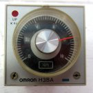 Omron H3BA-8 110 VAC H3BA8 0.5 sec - 100 hour On Delay Timer 250 VAC 5 A Contact