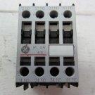 General Electric RL4RA040T Relay 120 Volt Coil RL4R 40E LB1AJ