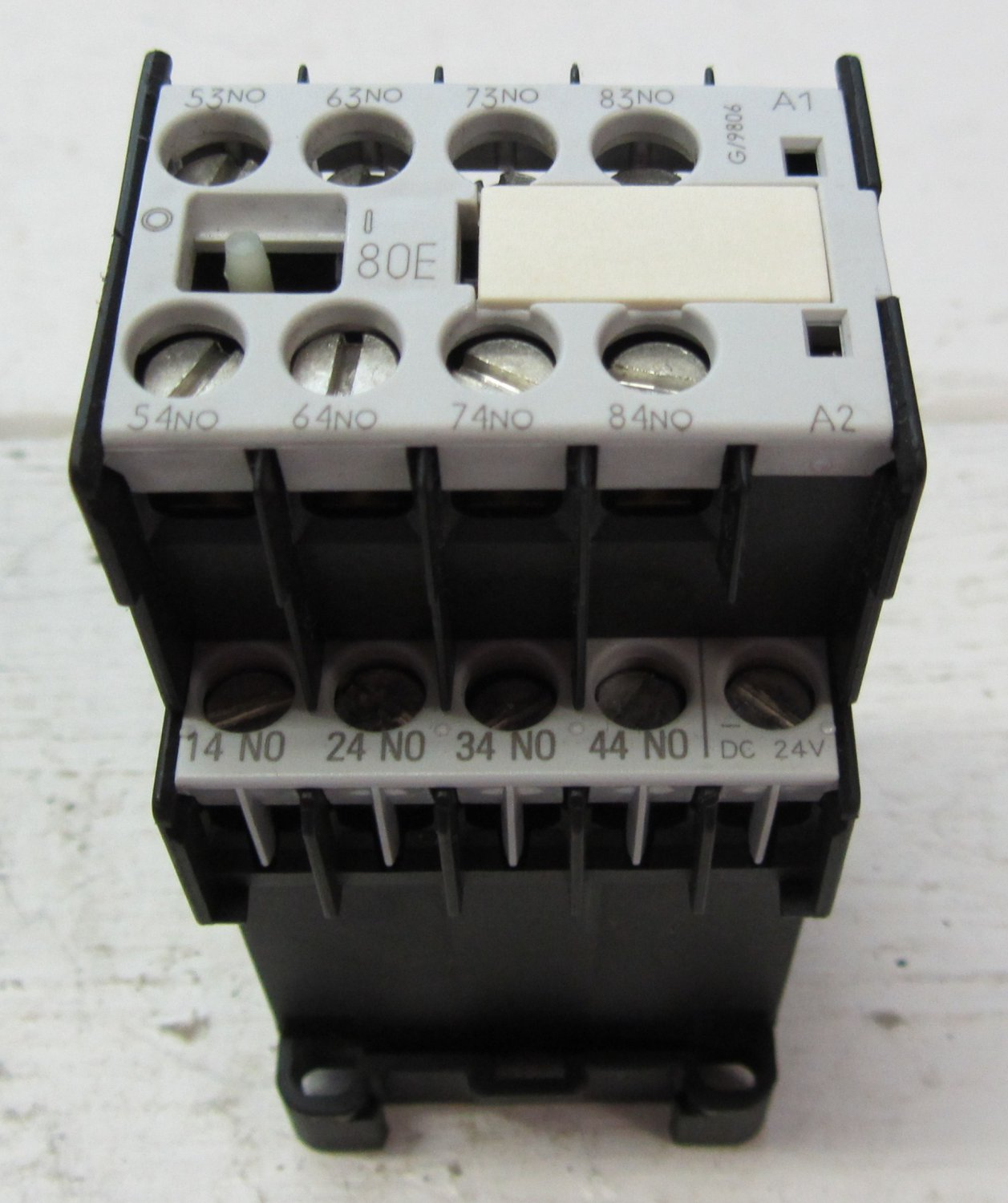 Siemens THBB  Normally Open Contact Relay THBB - Relay normally open