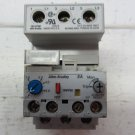 Allen Bradley 193-EA1EB Ser. A 1.6 - 5 Amp Overload Relay 1 N.C. 1 N.O Aux Contact 193EA1EB