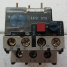 Telemecanique LR2D13 LR2-D1305 OVERLOAD RELAY .63 - 1 AMP 690 Volt 2 Aux Contacts