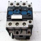 Telemecanique LC1D3210 G6 LC1-D3210-G6 32 Amp 690 Volt Contactor 1 NO 20 HP Max 110 VAC Coil