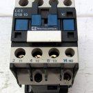 Telemecanique LC1D1810 F7 LC1-D1810F7 18 Amp 690 Volt Contactor 1 N.O.  10 HP 110 VAC