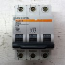 Merlin Gerin Square D Multi 9 C60N C16 16 Amp 3 Pole Circuit Breaker