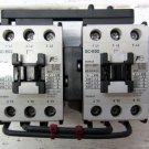 Fuji Electric SC-E02-120 VAC SC-E02 120 VAC SZ-RM SZ-Z5 Reversing Motor Starter Contactor 4 KW Rated