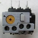 Fuji Electric TK-E02 Overload Relay 1.4 - 2.2 Amp Trip 1 NO 1 NC Aux Contacts TKE02
