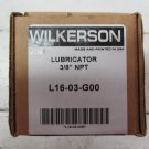 Wilkerson L16-03-G00 3/8 Inch NPT Lubricator L1603G00