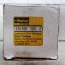 Parker 924735 20C FV Filter Element Assy. 1.5 CF / RF New
