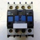 Telemecanique LC1D0910 48 VAC Motor Starter Contactor LC1D0910E7 600 VAC 1 NO Aux